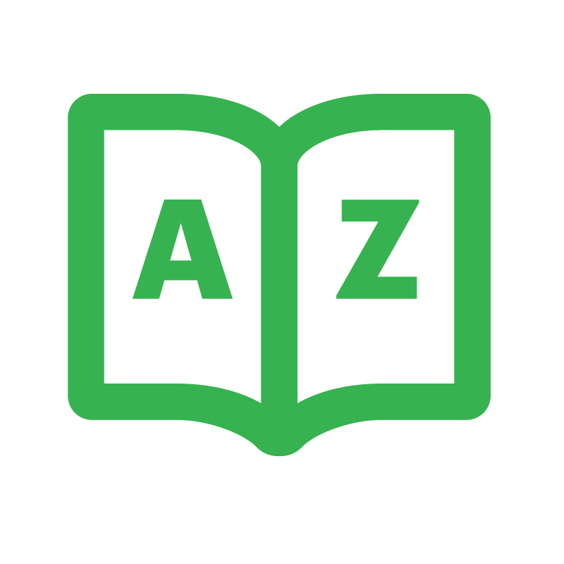 All Courses A - Z